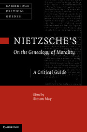 Nietzsche's <I>On the Genealogy of Morality</I>