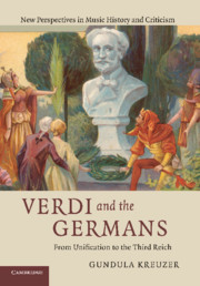Verdi and the Germans