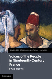 Voices of the People in Nineteenth-Century France
