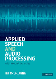 Applied Speech and Audio Processing