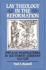 Lay Theology in the Reformation