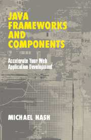 Java Frameworks and Components