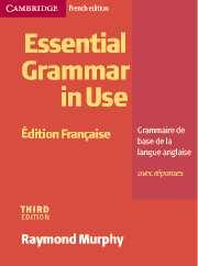 Essential Grammar in Use French edition