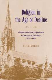 Religion in the Age of Decline