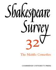 Shakespeare Survey