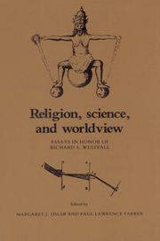 Religion, Science, and Worldview