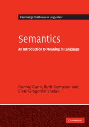 Lyons john pdf semantics linguistic