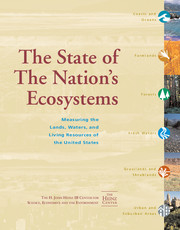 The State of the Nation's Ecosystems