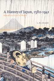 A History of Japan, 1582–1941