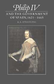 Philip IV and the Government of Spain, 1621–1665