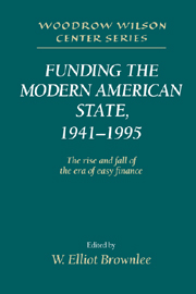 Funding the Modern American State, 1941–1995