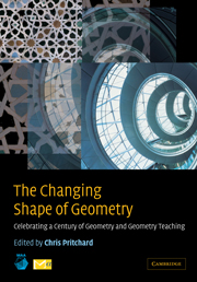 The Changing Shape of Geometry