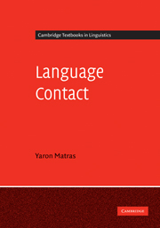 language contact and language conflict