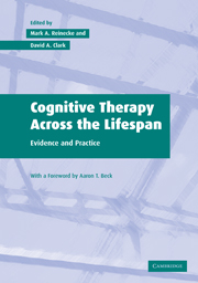 Cognitive Therapy across the Lifespan