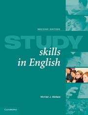 Study Skills in English 2nd Edition