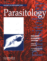 Parasites in Marine Systems