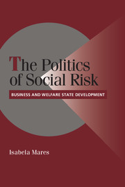 The Politics of Social Risk