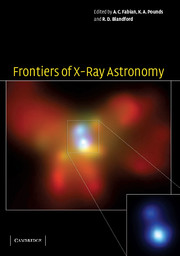 Frontiers of X-Ray Astronomy