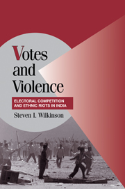 Votes and Violence