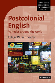 Postcolonial English