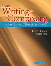 From Writing to Composing 2nd Edition