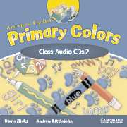 American English Primary Colors Level 2 Class CD (2)