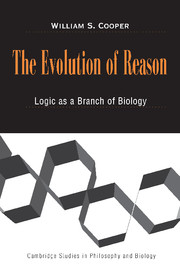 The Evolution of Reason