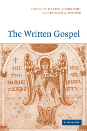 The Written Gospel