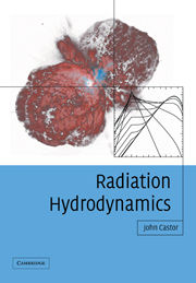 Radiation Hydrodynamics