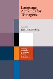 Language Activities for Teenagers