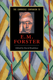 The Cambridge Companion to E. M. Forster