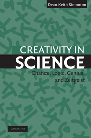 Creativity in Science