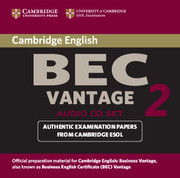 Cambridge BEC Vantage 2