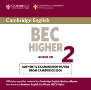 Cambridge BEC Higher 2