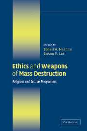 Ethics and Weapons of Mass Destruction