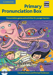 Primary Pronunciation Box