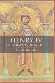 Henry IV of Germany 1056–1106