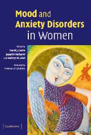 Mood and Anxiety Disorders in Women