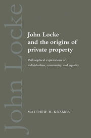 John Locke and the Origins of Private Property