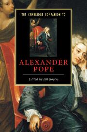 The Cambridge Companion to Alexander Pope
