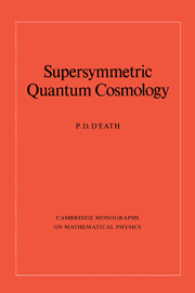 Supersymmetric Quantum Cosmology