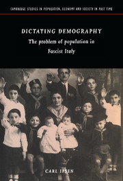 Dictating Demography