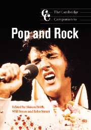 The Cambridge Companion to Pop and Rock