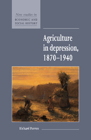 Agriculture in Depression 1870–1940