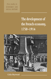 The Development of the French Economy 1750–1914