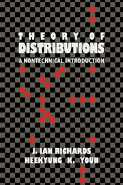 The Theory of Distributions