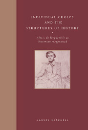 Individual Choice and the Structures of History