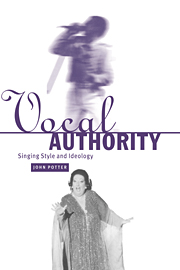 Vocal Authority