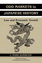 Odd Markets in Japanese History