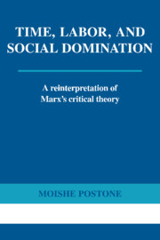Time, Labor, and Social Domination